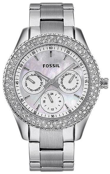 Fossil ES2860 | 2014 Horloge Zilver