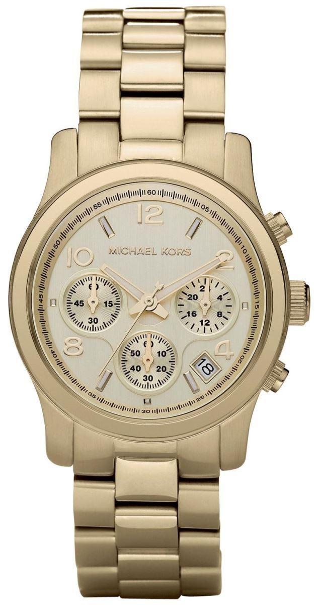 MK5055 Michael Kors Runway horloge