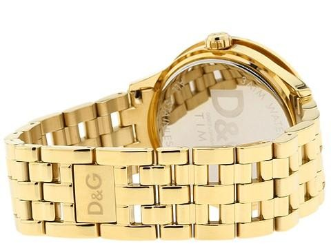 DW0377 D&G Prime Time Big horloge goudkleurig FINAL SALE €199