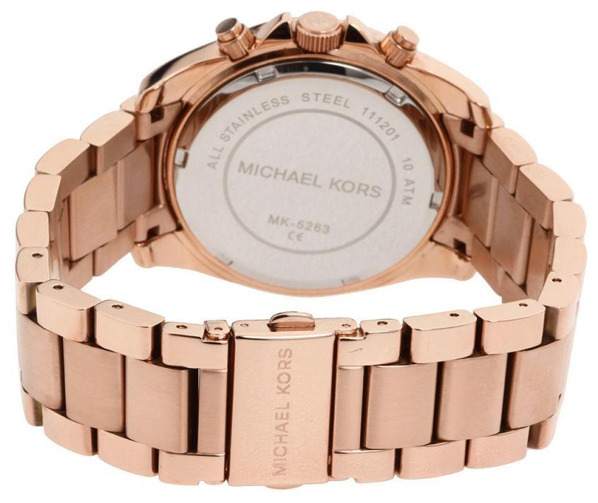 MK5263 Michael Kors dameshorloge Jet Set Blair nu €129