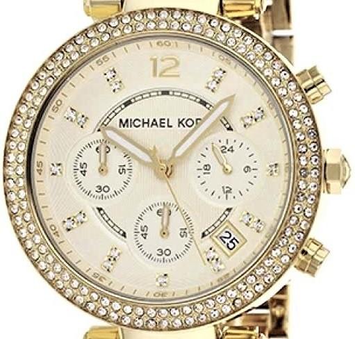 MK5354 Michael Kors Parker DamesHorloge Nu €169